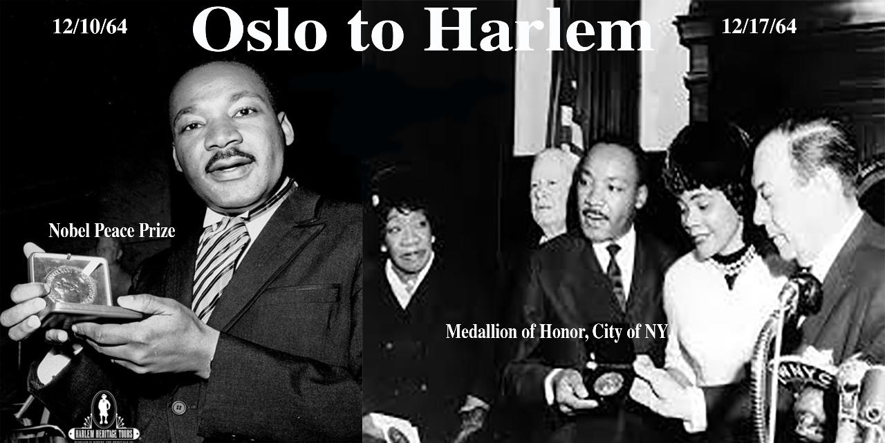 "Dr. King ""Oslo to Harlem"""