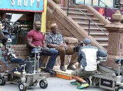 Harlem Movie / TV Multimedia Walking Tour