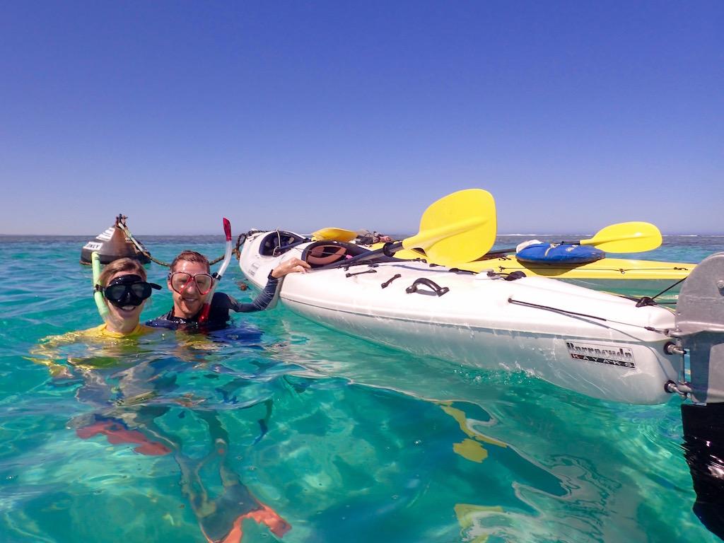 Lagoon Explorer - Full Day Kayak & Snorkel Tour