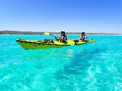 3 Day Reef & Beach | 3-Day Sea Kayak, Snorkel and Beach Camp Tour