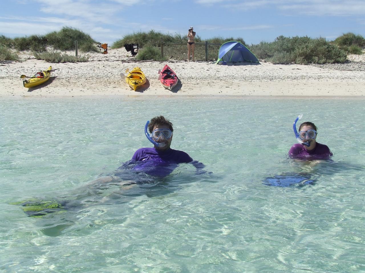 5 Day Ultimate Safari - Sea Kayak, Snorkel, Bush Walk and Base Camp Tour