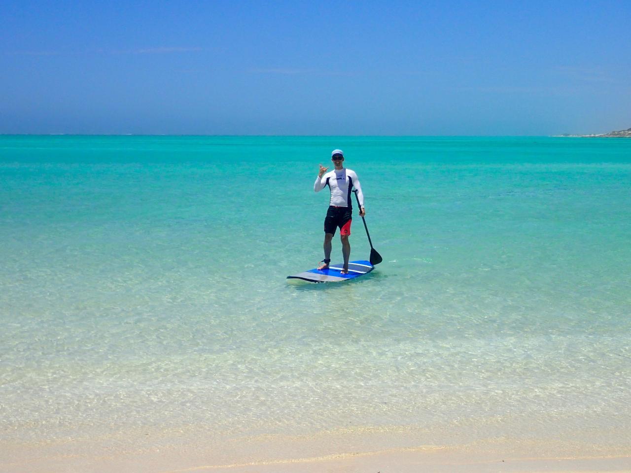 Big Day Out - Kayak, Snorkel, SUP Tour