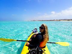 Lagoon Explorer | Full Day Kayak & Snorkel Tour