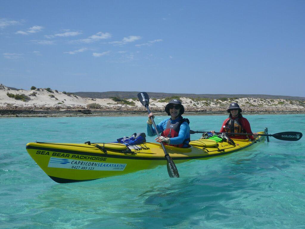3 Day Reef & Beach - Sea Kayak, Snorkel and Beach Camp Tour