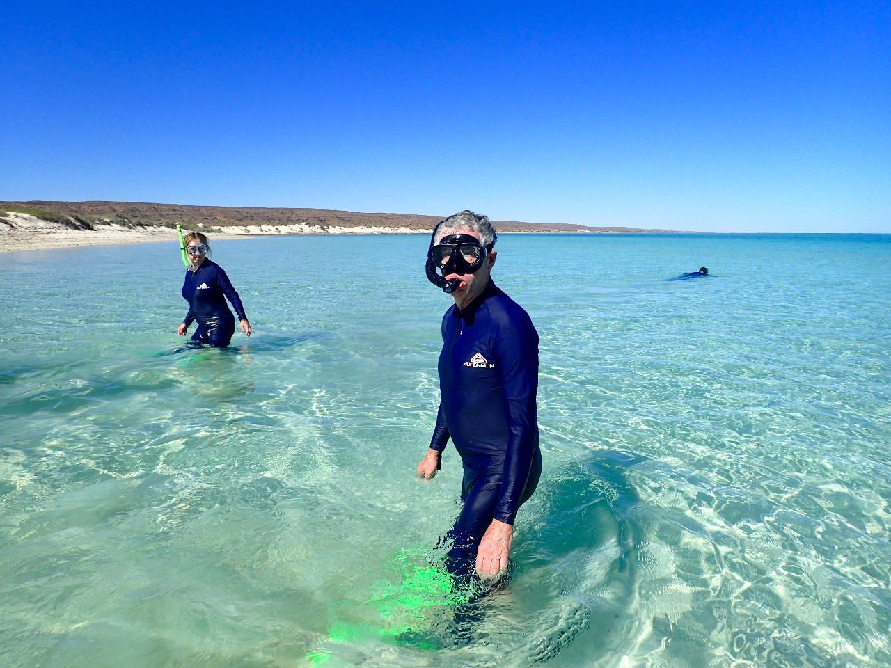 Turquoise Bay Snorkel Tour
