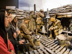 Anzac Day 2017 Guided Tour (Includes Admission)