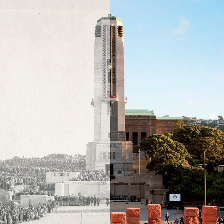 Pukeahu National War Memorial Park & The Great War Exhibition Education