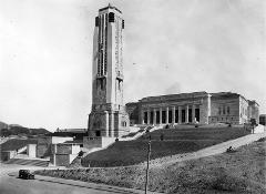 History at Pukeahu National War Memorial Park Tour