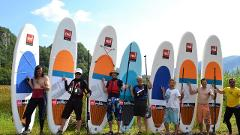 Group SUP Intro Lesson (Half day) Coniston Water
