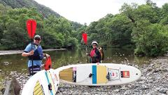 SUP Intro and mini SUPfari River Tour (Half Day)