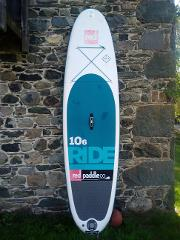 Red paddle Co board