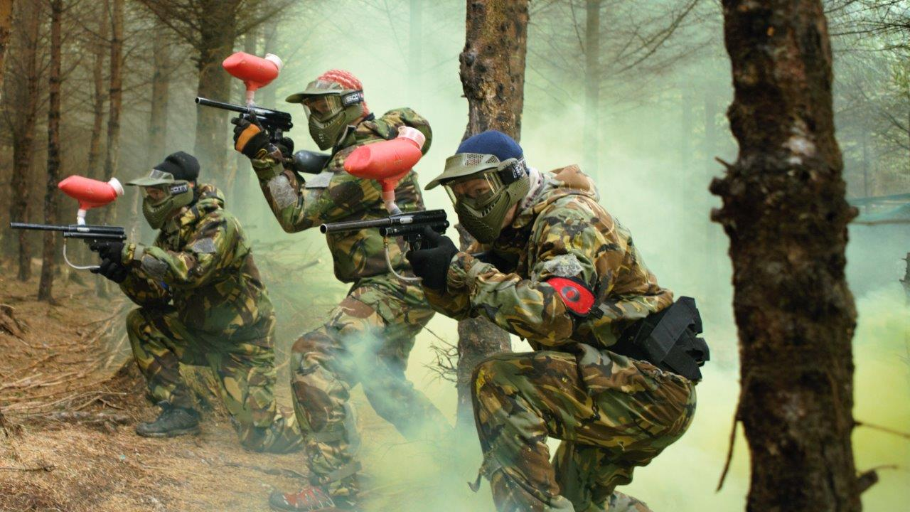 Paintball Eskdale