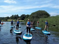 Group SUP Intro Lesson (Half day) Windermere