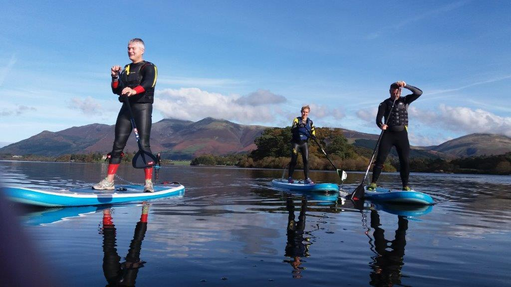 SUP Intro Lesson (Half day) Coniston Water