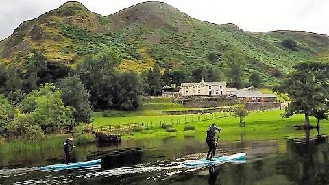 SUP Intro Lesson (Half day) Ullswater