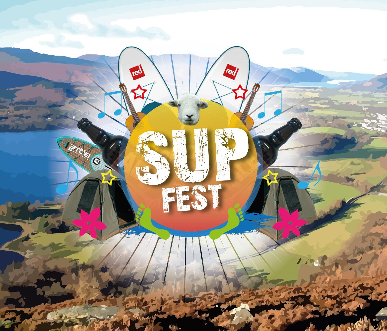 SUP FEST 31st May -3rd June 2019