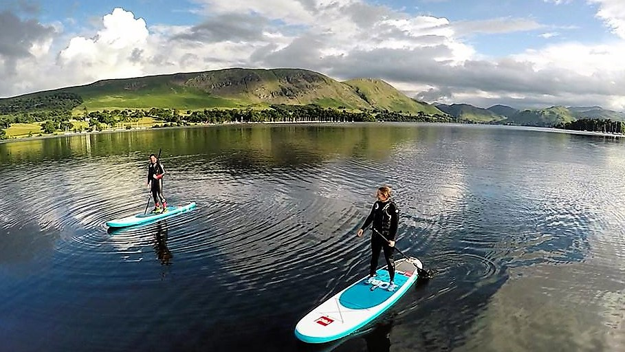 SUP Intro Lesson (Half day) Ullswater