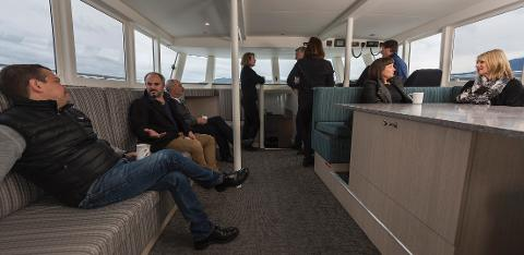 Escape To Port Davey 2019 // 7-Day expedition cruise in Southwest Tasmania // Deluxe Cabin Tasmania Australia