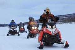 ABISKO - Snowmobile tour 4,5 h