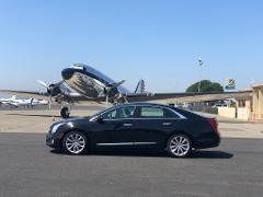 Sedan - SFO/OAK/SMF < -- > Santa Rosa Airport Transfer Service.