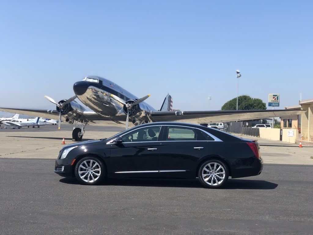 Sedan - SFO/OAK/SMF < -- > St. Helena or Sonoma Town Airport Transfer Service.