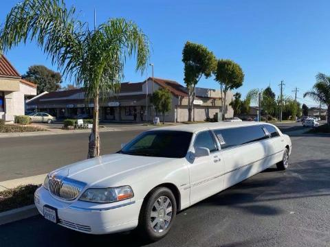 A 6 or an 8 Passenger Stretch Limousine with a 6 Hour Minimum  $85/Hr. Everyday.