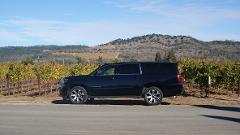 SUV - SFO/OAK/SMF < -- > Napa Valley or Yountville Airport Transfer Service.