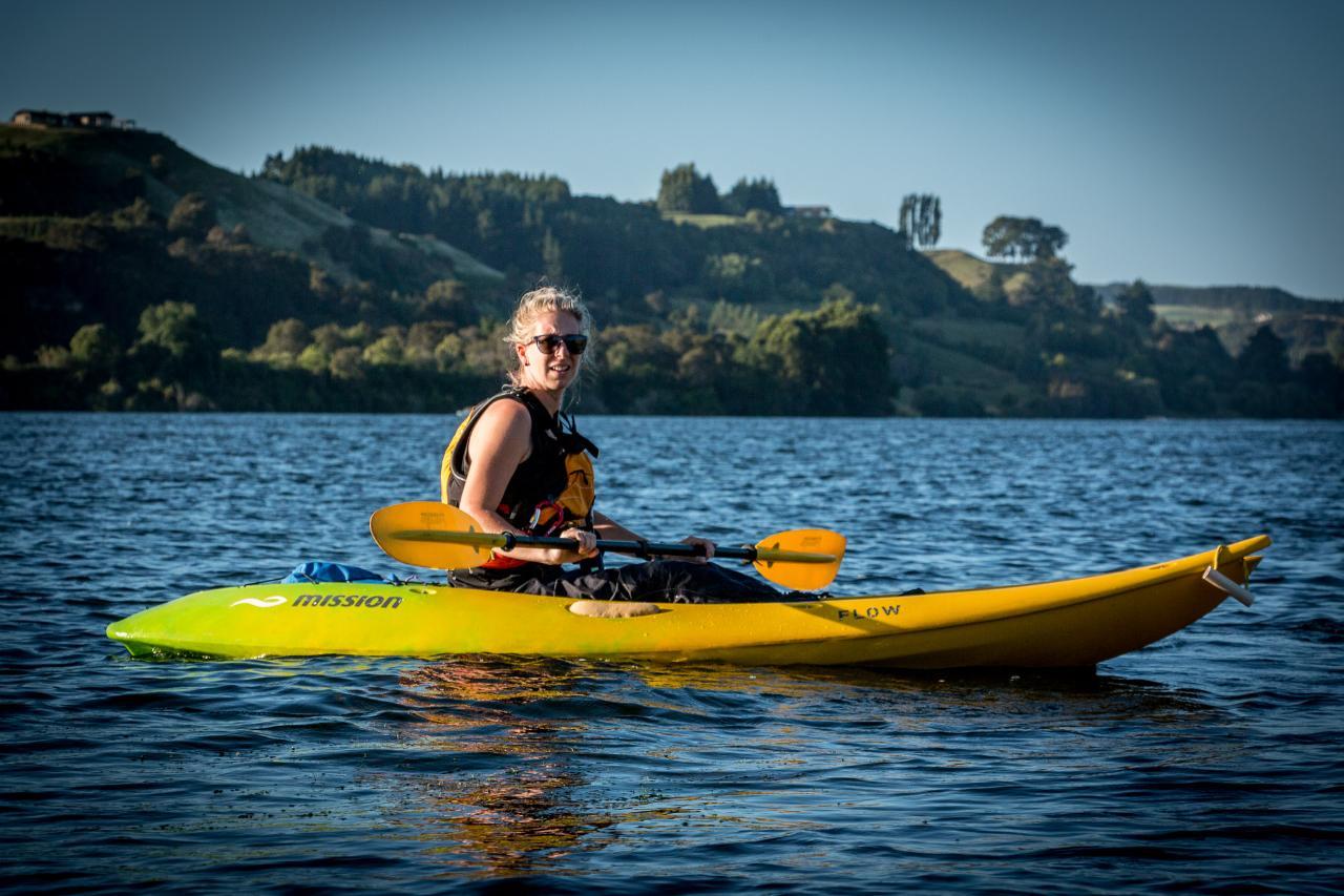 Kayak Hire Single