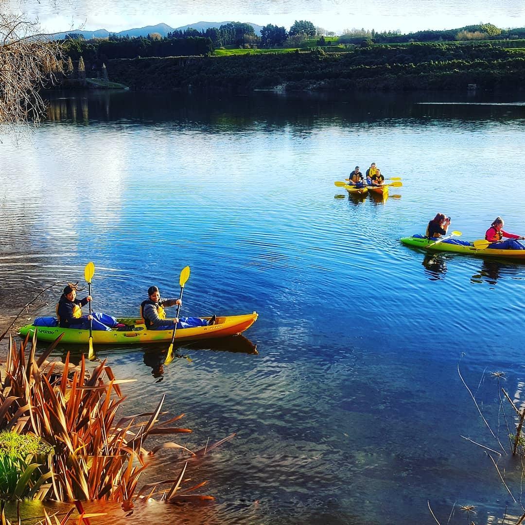 Kayak Hire Double