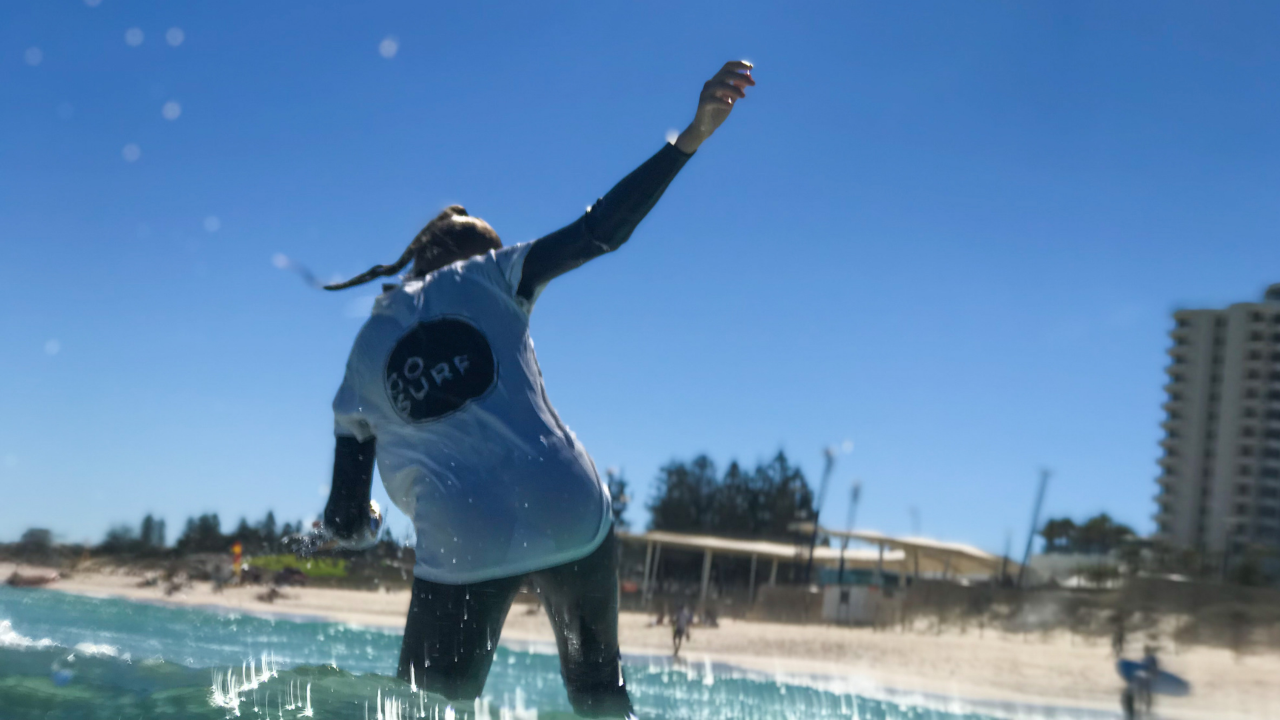Adult- Surfing Courses + Surfboard Hire