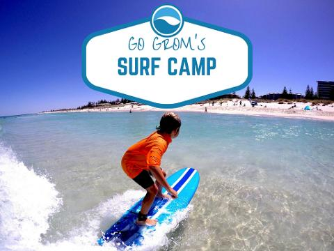Go Grom's Surf Camp