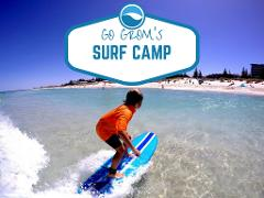 Go Grom's Surf Camp