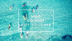 $100 Go Surf GIFT Voucher