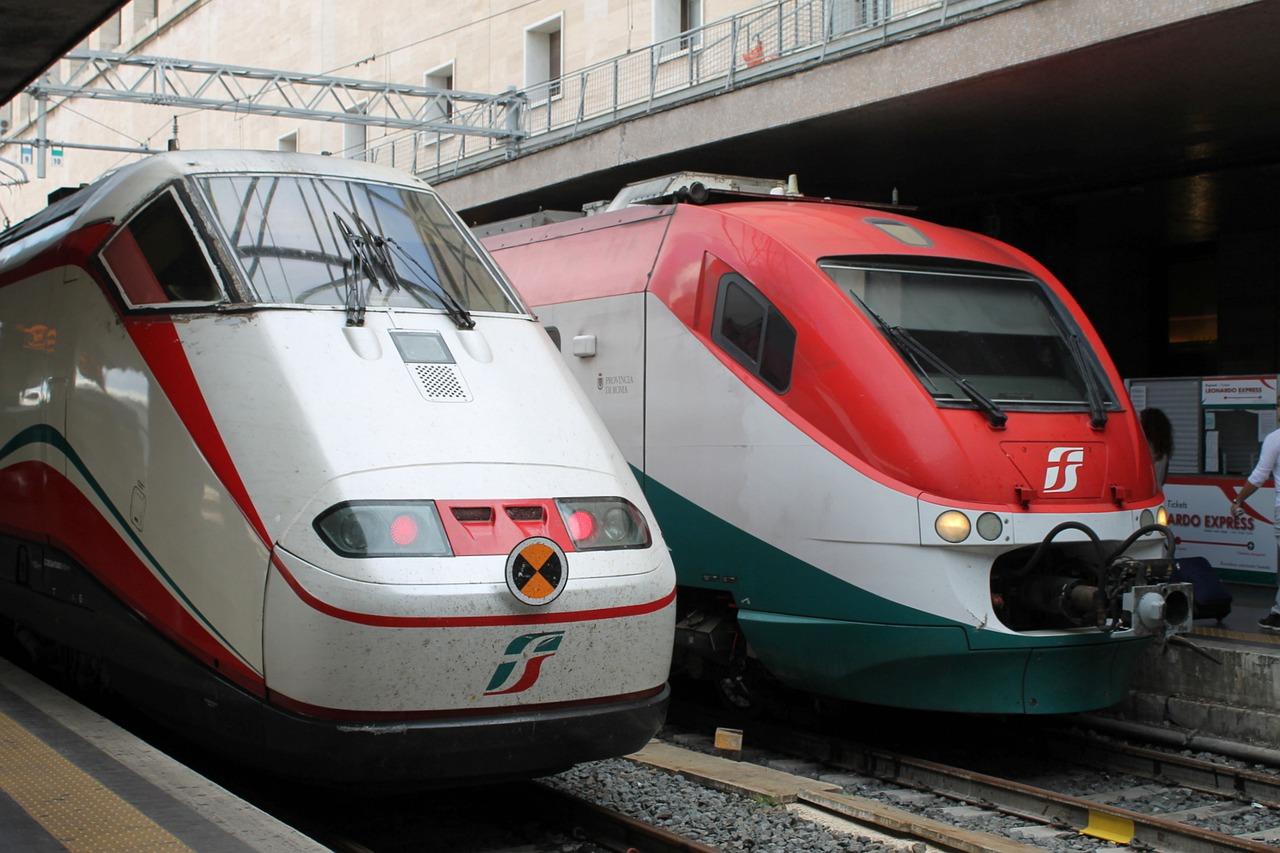 # B-001  From Civitavecchia to Rome by Train -  PRIVATE tour