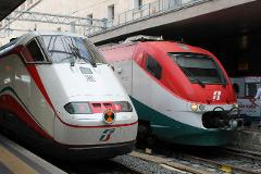 # B-001  From Civitavecchia to Rome by Train -  PRIVATE tour