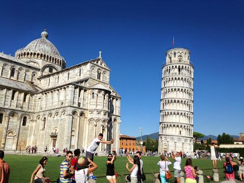 # 002 From Livorno to Florence and Pisa (99 Euro)