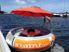 Aqua Donut, DOCKLANDS