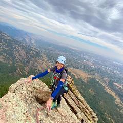Climb a Flatiron