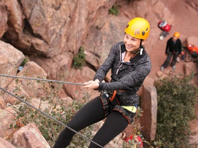 Gift Card - Intro to Outdoor Rock Climbing