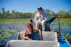 Wetlands Airboat Safari -- Special