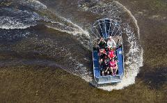 Wetlands Airboat Safari - Special Offer