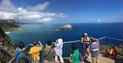 7:00am 初級者向け★ハイキングツアー マカプウ登頂コース
