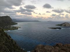 7:00am Makapuu Hiking and Hanauma Bay Snorkeling