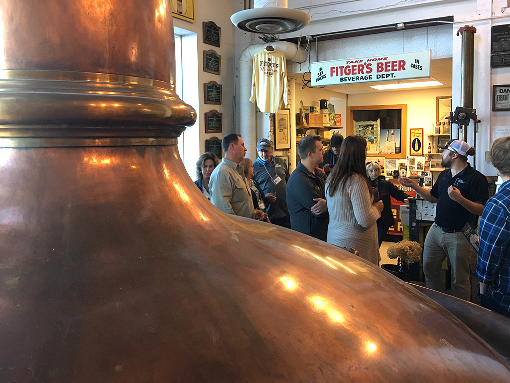 Brewing History Bus Tour w/ Guest Guide Tony Dierckins