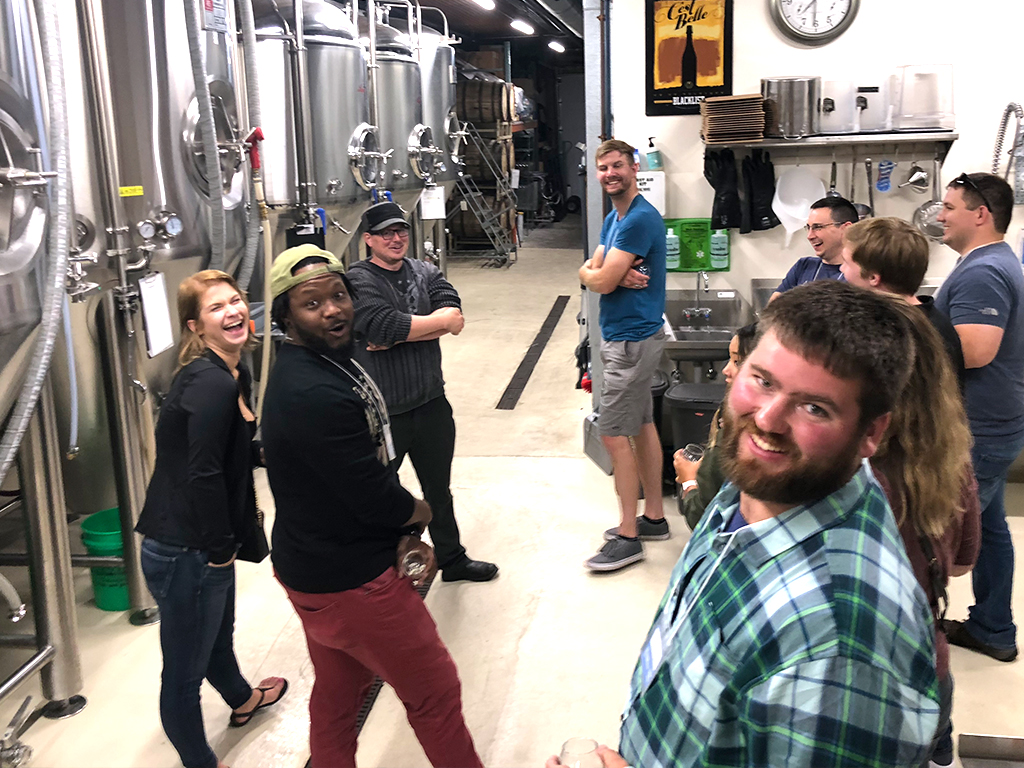 Thirsty Thursday Brew Tour