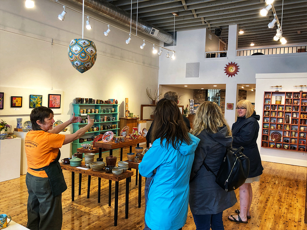 Lincoln Park Craft District Walking Tour