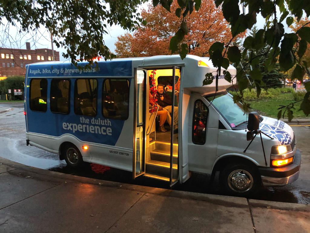 Dark History Bus Tour