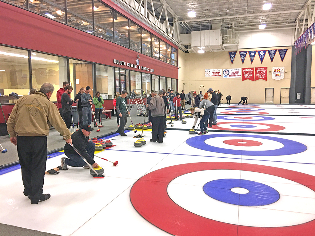 Curling & Brews Experience