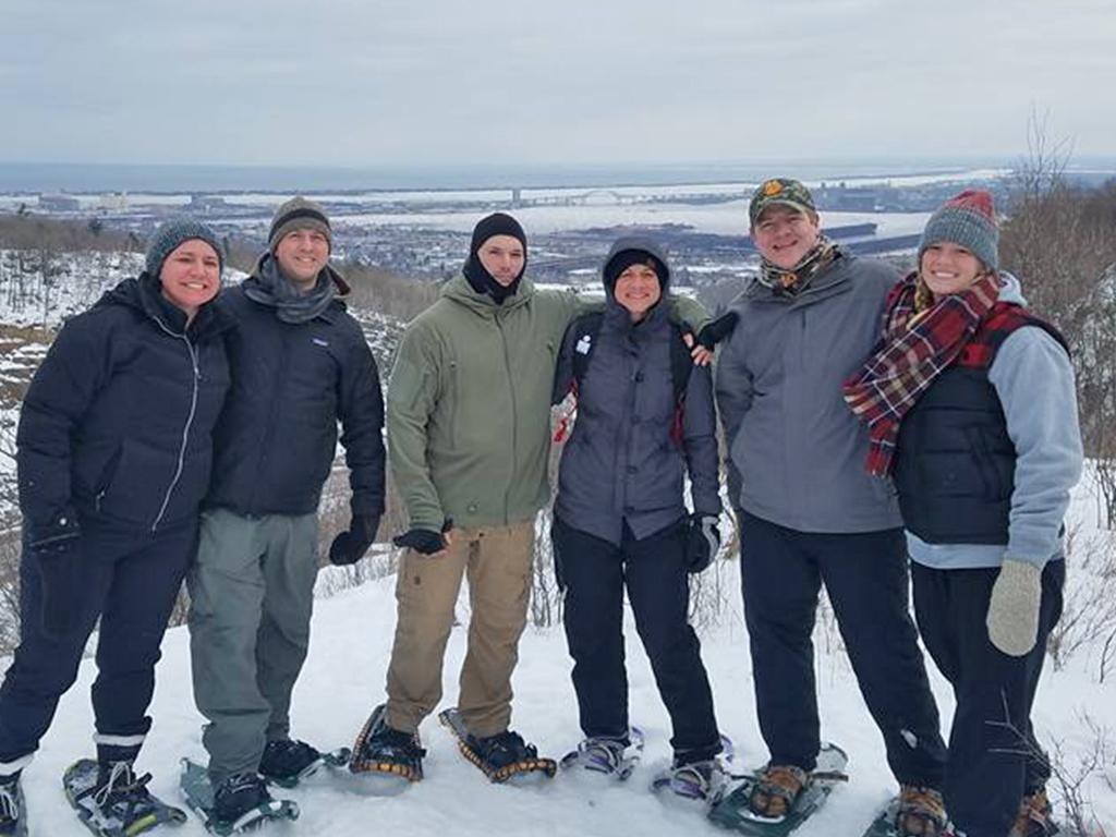 Northwoods Snowshoe Adventure