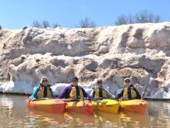 Spring Kayak Adventure